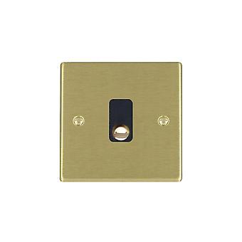 Hamilton Litestat Hartland Satin Brass 20A Cable Outlet BL