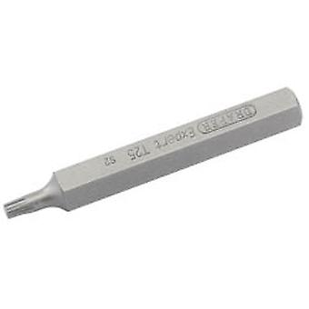 Draper 33359 Expert T25 x 75mm Tx-Star 10mm Insert Bit For Mechanic's Bit Sets
