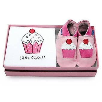 Inch Blue Little Cupcake Gift Set