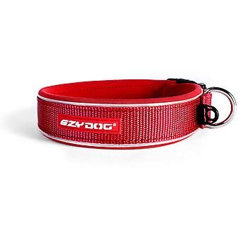 Ezydog Collar Neo Classic Rojo (Dogs , Collars, Leads and Harnesses , Collars)