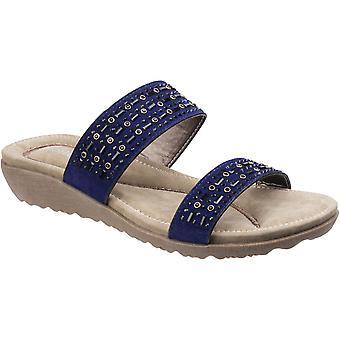 Fleet & Foster Womens/Ladies Parisio Multi Strap Summer Sandals