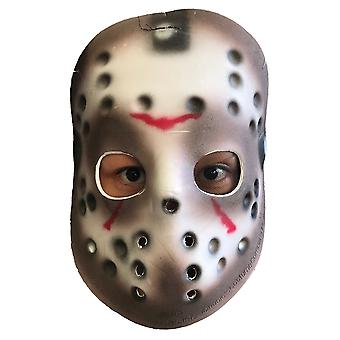 Jason Voorhees Friday The 13th Horror Killer Licensed Eva Mens Costume Mask