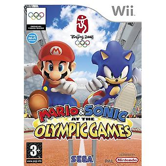 Mario  Sonic at the Olympic Games (Wii)