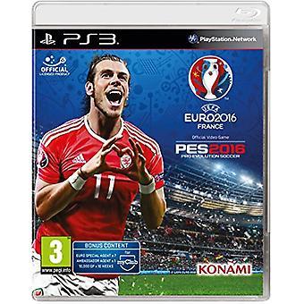 UEFA Euro 2016Pro Evolution Soccer (PS3)