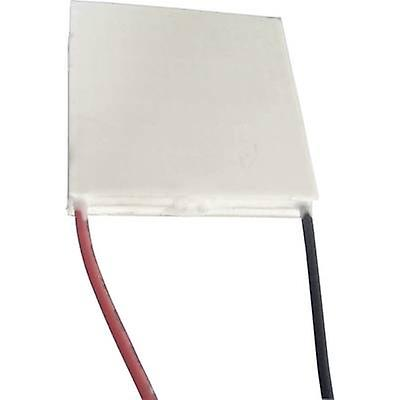 TRU COMPONENTS TEC2-127-63-04 Thermoelectric cooler (standard) multi-level 14.6 V 4.2 A 26 W (A x B C x D H) 40 x 40 40 x 40 8.1 mm