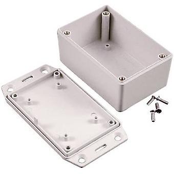 Hammond elektronikk 1591XXLFLBK Universal kabinett 87 x 57 x 40 akrylonitril butadien styren svart 1 eller flere PCer