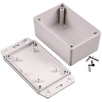 Hammond Electronics 1591XXCFLBK Universal enclosure 121 x 66 x 41 Acrylonitrile butadiene styrene Black 1 pc(s)
