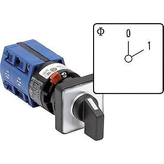 Kraus & Naimer CG4 A201-600 FS2 Isolator bytte 10 en 1 x 60 ° grå, svart 1 eller flere PCer