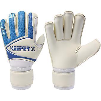 Keeper ID Goalproof FingerSAFE Roll Finger Goalkeeper Gloves Size