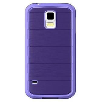 Body Glove Samsung Galaxy S5 G900 Rise Case (Purple/Purple)