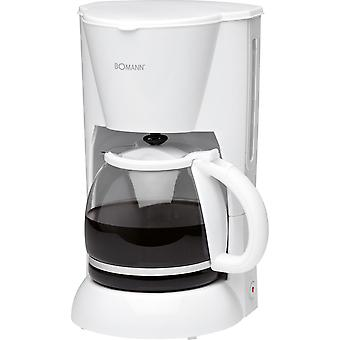 Coffee maker Bomann KA183 12-14 cups white