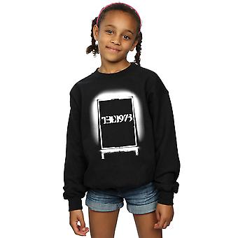 The 1975 Girls Black Tour Sweatshirt