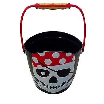 Seau Pirate 14 cm