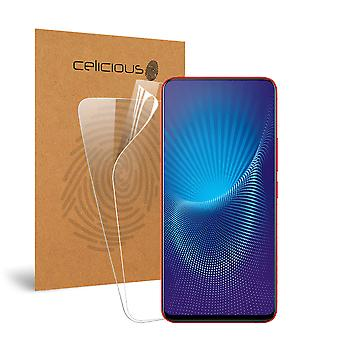 Celicious Vivid Invisible Glossy HD Screen Protector Film Compatible with vivo NEX [Pack of 2]