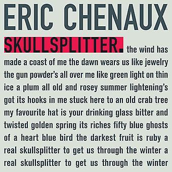 Eric Chenaux - Skullsplitter [CD] USA import