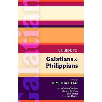 Opas galatalaisille ja Fil Kim Huat Tan - 9780281060818