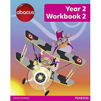 Abacus år 2 arbeidsboken 2 av Ruth Merttens - 9781408278451 bok