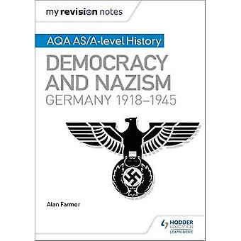 Moje uwagi rewizji - AQA historia AS/A-Level - demokracji i nazizm - kiełki