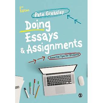 Eseje i przypisania - podstawowe porady dla studentów przez Pete Gre
