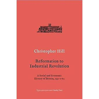 Reformation to Industrial Revolution by Reformation to Industrial Rev