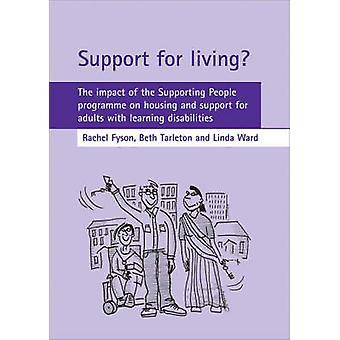 ¿Apoyo para la vida? -El impacto del programa apoyo de personas de