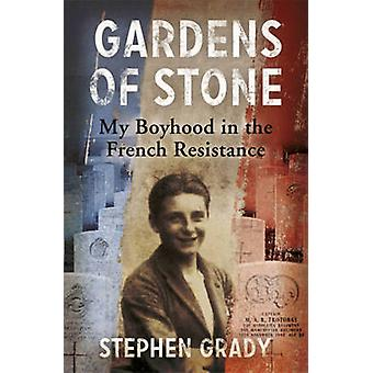 Hager av stein - min barndom i motstanden av Stephen Grad