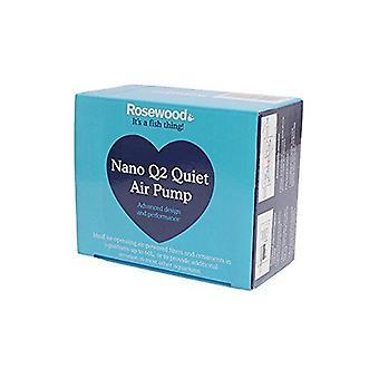 Rosewood Nano Q2 Quiet Air Pump for Aquariums