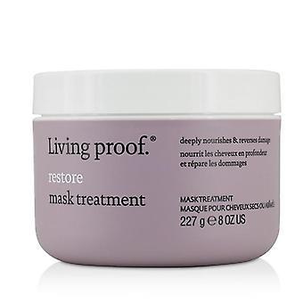 Living Proof Restore Mask Treatment (Deeply Nourishes & Reverses Damage) - 227g/8oz