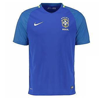 2016-2017 Brazil Away Nike Football Shirt