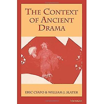 Le contexte du drame antique