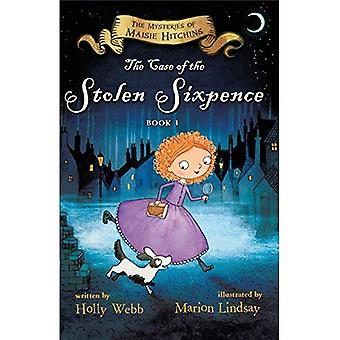 The Case of the Stolen Sixpence: The Mysteries of Maisie Hitchins Book 1 (Maisie Hitchens Mysteries)