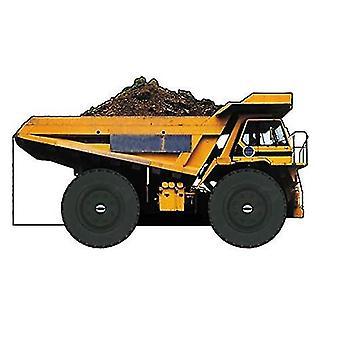 Big Dump Truck (Wheelies)
