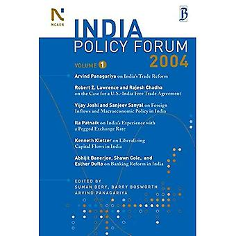 Indien Policy Forum: 1:1 (Indien Policy Forum)