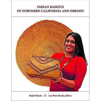 Indiska korgar av norra Kalifornien och Oregon (indiska korgar av Kalifornien och Oregon)
