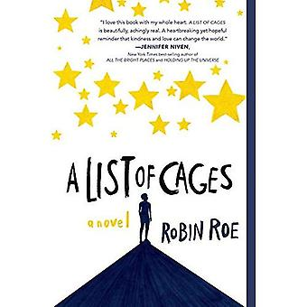 A List Of Cages (Paperback)