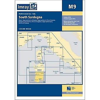 Imray Chart: South Sardegna (M Series)