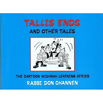 Tallis Ends and Other Tales: The Cartoon Mishnah Leaning Series