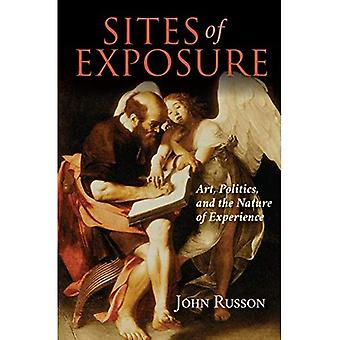 Sites of Exposure: Art, Politics, and the Nature of Experience (Studies in Continental Thought)