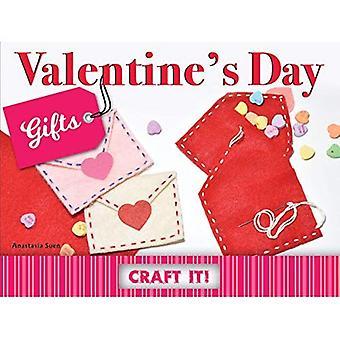 Cadeaux de Saint Valentin (artisanat il!)