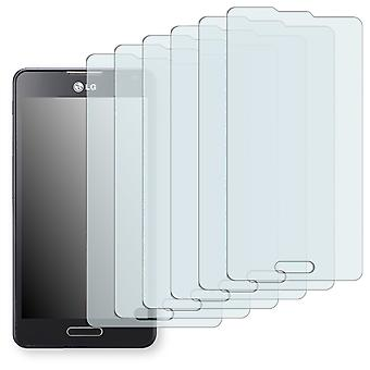 LG D500 Optimus F6 screen protector - Golebo crystal clear protection film