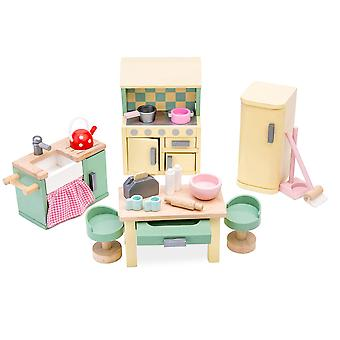 Le Toy Van Doll House Daisylane Kitchen