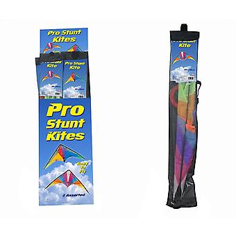 Pro Stunt 120 X 60 cm Stunt vlieger (één kopen)