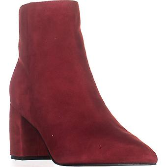 Marc Fisher Womens Retire Pointed Toe Ankle Fashion Boots