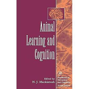 Aprendizagem animal e cognição por J. s. & Mackintosh