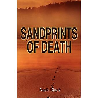 Sandprints van Death by Black & Nash