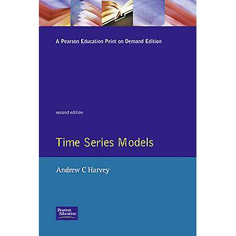 Time Series Models by Harvey & A. C. London School of Economic