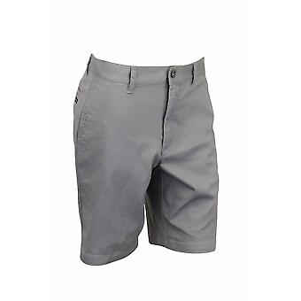 RVCA Mens VA Sport Weekend Stretch Casual Chino Shorts - Smoke Gray