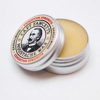 Captain Fawcett Expedition Strength Moustache Wax (15ml)