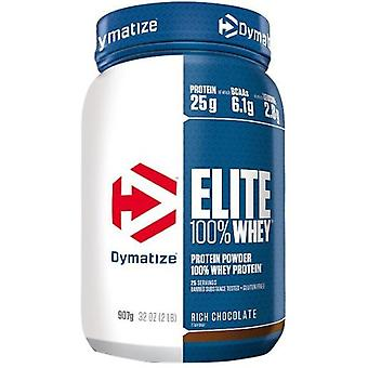 Dymatize Elite 100% Whey Protein  907 gr (Sport , Muscle mass , Proteins)