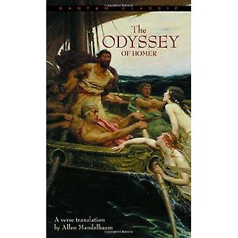 The  -Odyssey - of Homer - A New Verse Translation by Homer - 9780553213